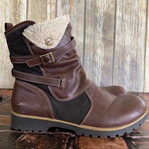 JBU Jambu Brown Vegan Boots